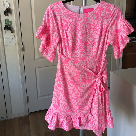 Lilly Pulitzer Dresses & Skirts - Lilly Pulitzer Darlah Stretch Dress